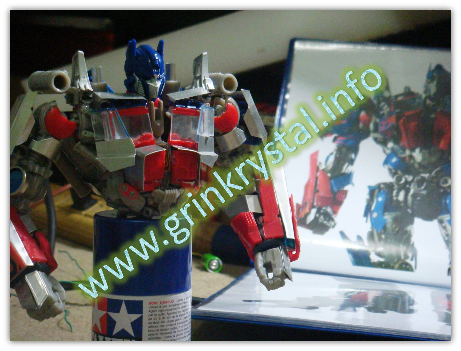 Classic Optimus... G1 Transformers Mirage Review