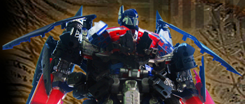 Power Up Optimus Prime – MC2L Custom Toy