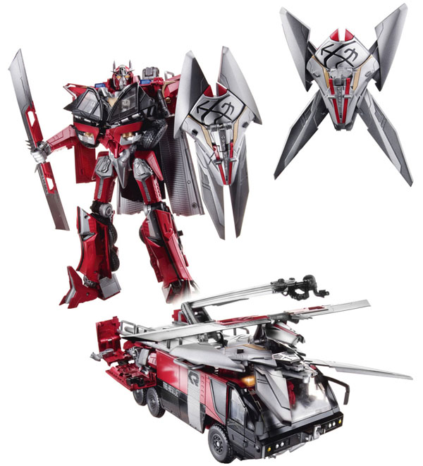 transformers dark of the moon sentinel prime. DOTM Sentinel Prime, The Ark amp;