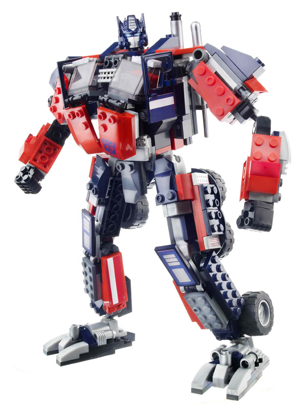 transformers dark of the moon game optimus prime. KRE-O Transformers Optimus