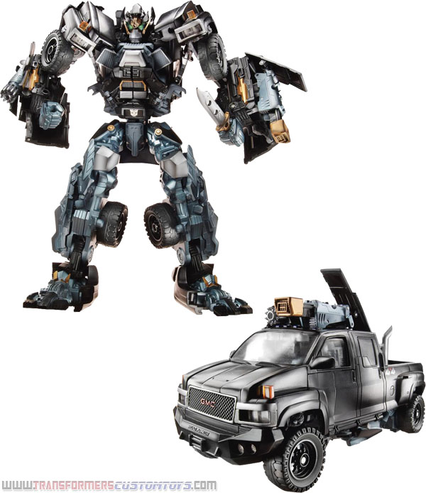 transformers dark of the moon bumblebee leader class. DOTM Leader Class Ironhide