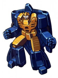 transformers tread bolt