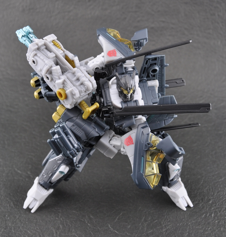 Custom Transfor... G1 Transformers Mirage Review