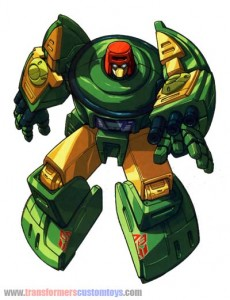 Transformers-Cosmos-Autobot