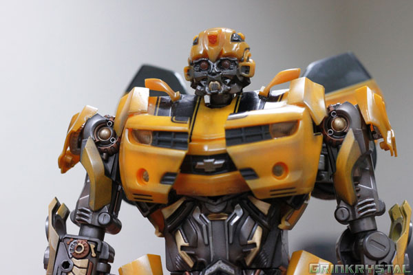Custom Ultimate Movie Bumblebee