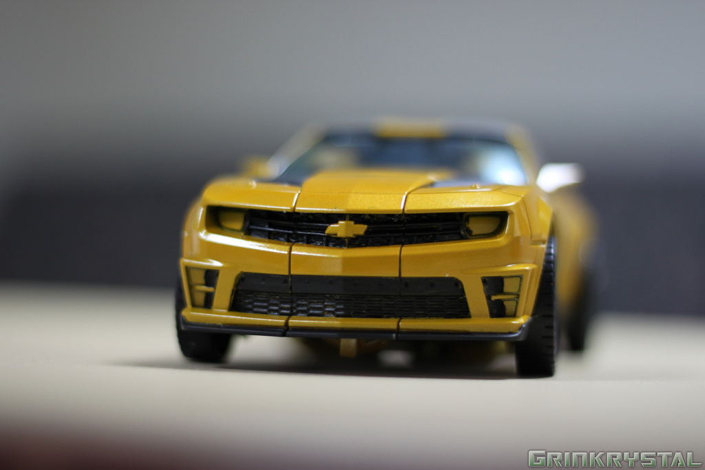 transformers dark of the moon bumblebee leader class. the Leader Class Bumblebee