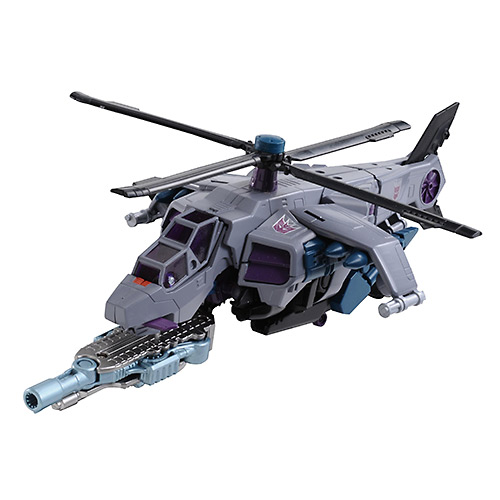 OTM Vortex- chopper mode