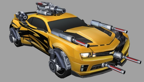 Bumblebee-transformers the game