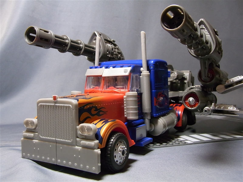 Jetwing Truck Mode