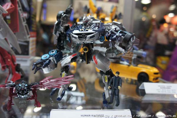 DOTM Human Alliance Soundwave
