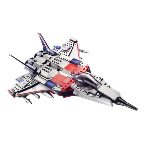 Kre-o Starscream - Jet