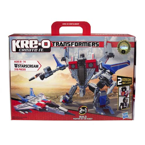Kre-o Starscream - boxed