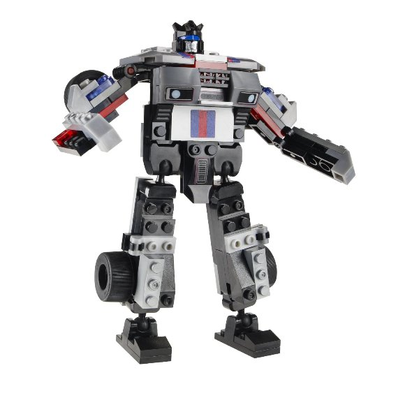 Kre-o Transformers Jazz - Robot Mode