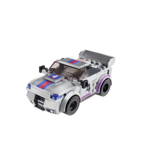Kre-o Transformers Jazz - Vehicle Mode