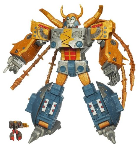 Amazon Exclusive Transformers 25th Anniversary Edition Unicron - 1