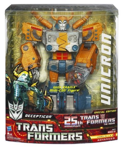 Amazon Exclusive Transformers 25th Anniversary Edition Unicron - 3