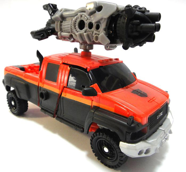 Cannon Force Ironhide