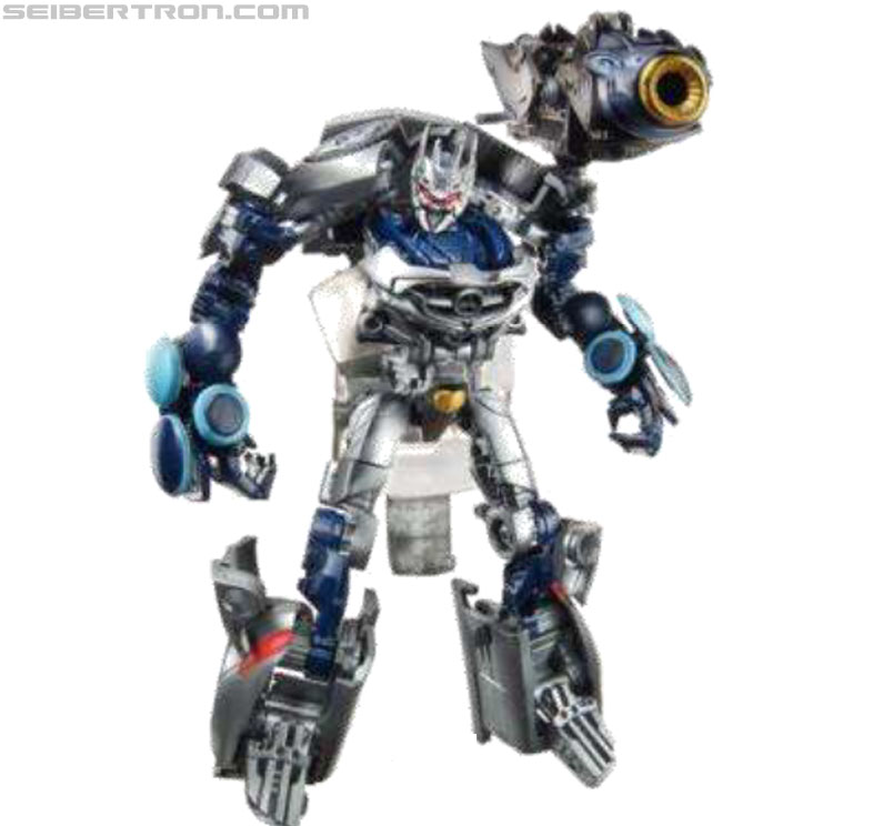 DOTM Soundwave - bot mode