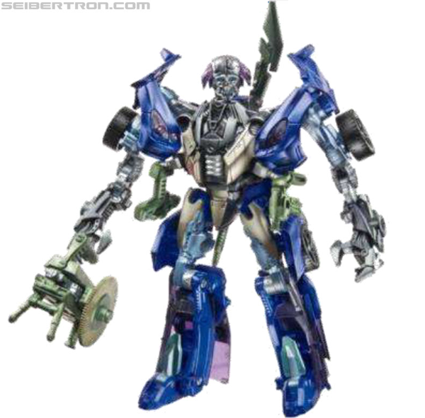 Two  2  new upcoming Deluxe class of Transformers Dark of the Moon    Que Transformers 3