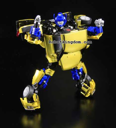 Dai Atlas Robot Mode