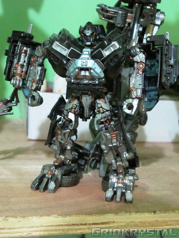 ROTF Ironhide Deluxe repaint
