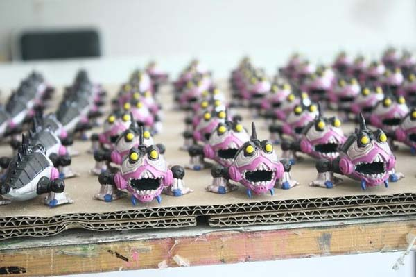 Sharkticon Army