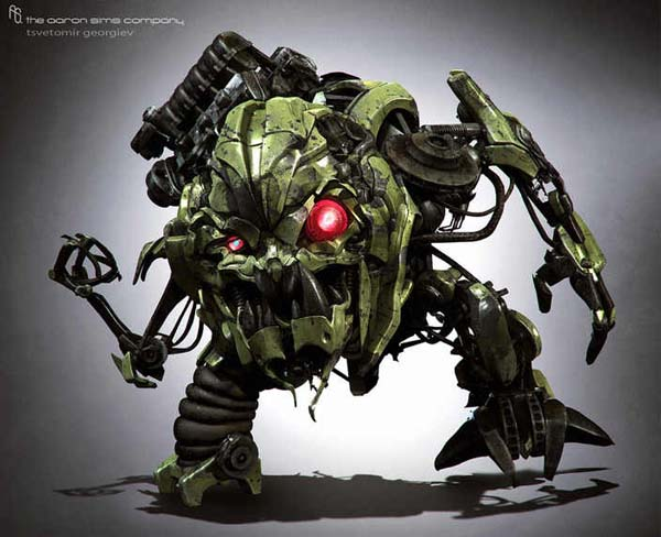 TF3 Hatchling-Transformers Concept Art