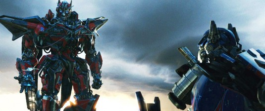 Transformers 3 returns to IMAX