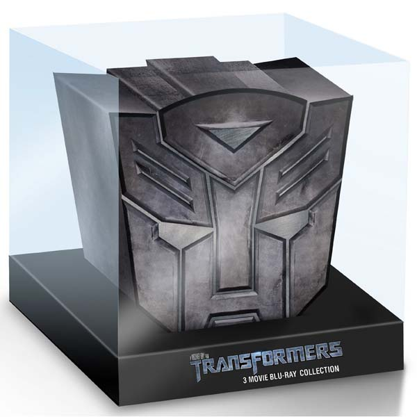 Transformers Movie Trilogy