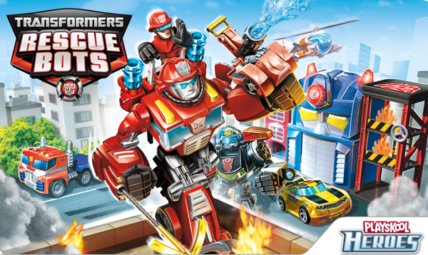 Transformers Rescue Bots Image