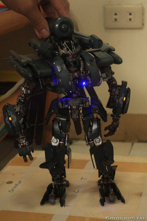 Blackout Custom AT - 4