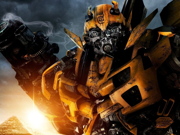 Bumblebee-Transformers 4-TF4