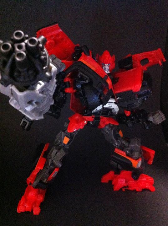 Canon Force Ironhide DOTM