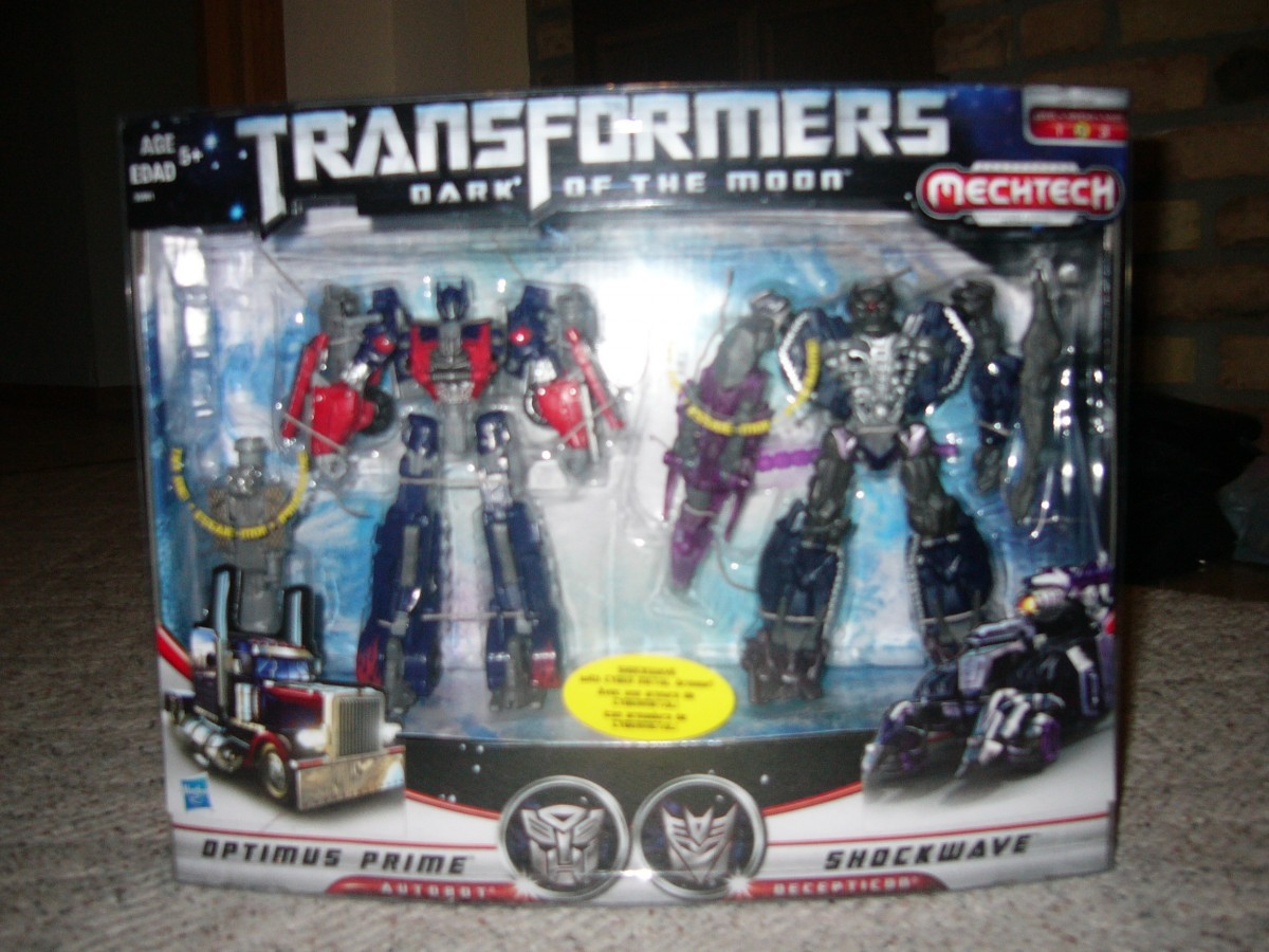 DOTM Voyager Shockwave Costco Exclusive