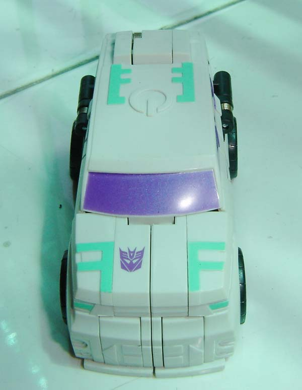 Electromagnetic Magnetic Soundwave Vehicle Mode