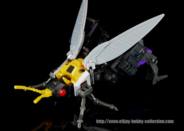 FansProject Insecticon Mode Kickback