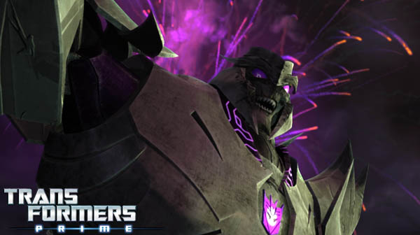 Megatron Transformers Prime - One Shall Rise - Part 1