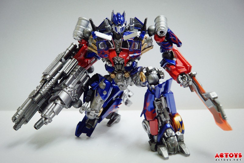 Movie Optimus Prime Sci-Fi Revoltech