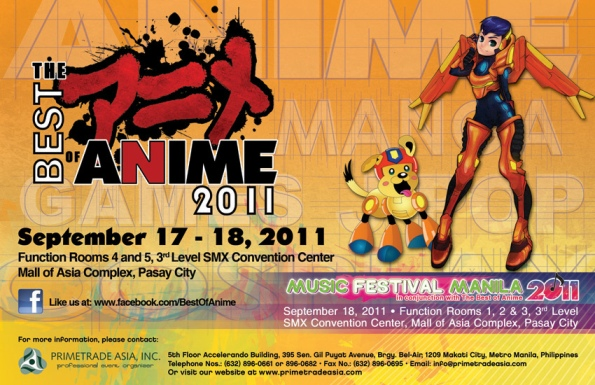 The Best of Anime 2011