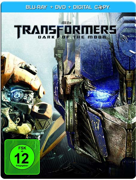 Transformers 3 - Dark of the Moon Limited Steelbook Edition
