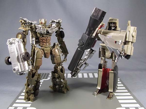 takara chronicle megatron g1 DOTM