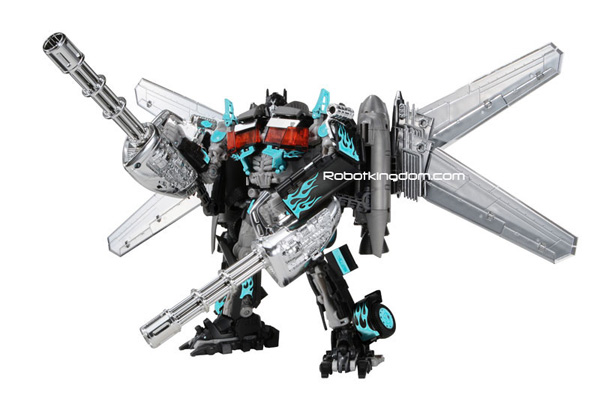 DOTM Exclusive Dark Nightwatch Jetwing Optimus TDA015-1