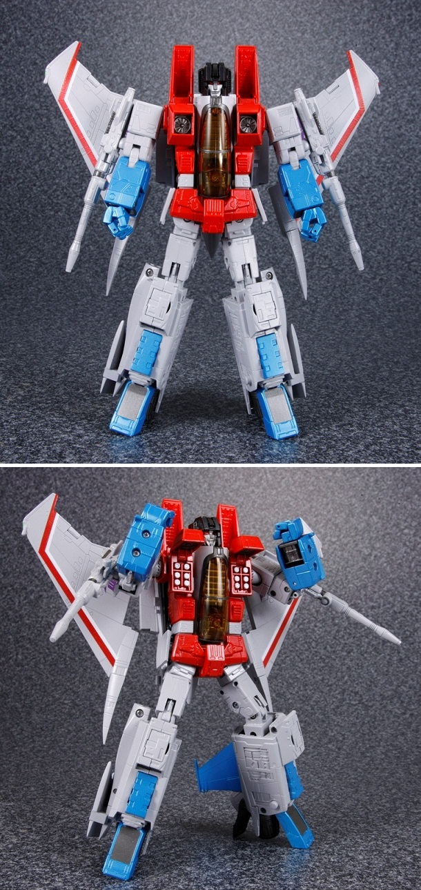 MP-11 Takara Starscream Coronation figure