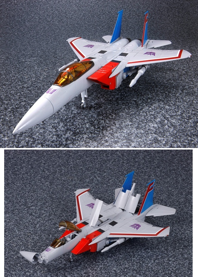 MP-11 Takara Starscream Coronation
