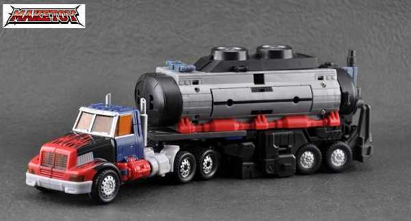 Maketoy Tanker Upgrade