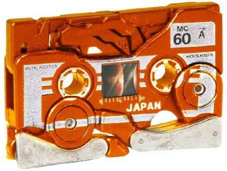 Takara Encore #22 Stripes Cassette