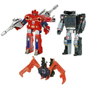 Takara Encore Soundblaster,Twincast & Wing Thing