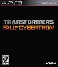 Transformers Fall of cybertron PS3