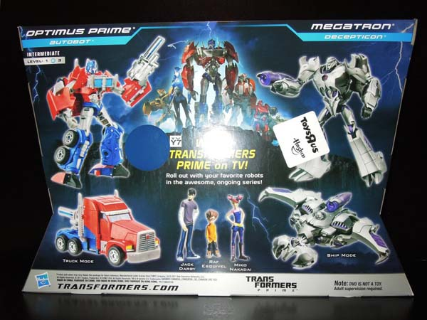 Transformers Prime Entertainment Pack - Boxed 1