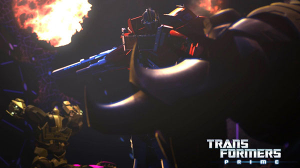 Transformers Prime One Shall Rise #5 Teaser Image